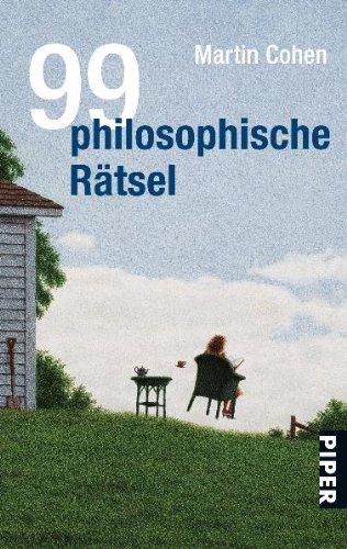 Cover: 99 philosophische Rätsel