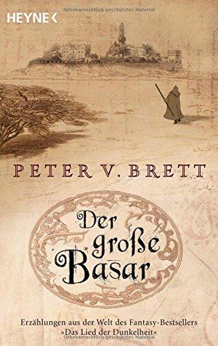 Cover: Der große Basar