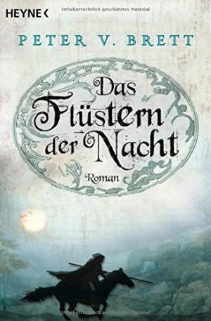Cover: Das Flüstern der Nacht