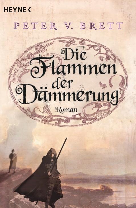 Cover: Die Flammen der Dämmerung