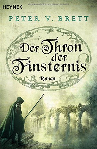 Cover: Der Thron der Finsternis