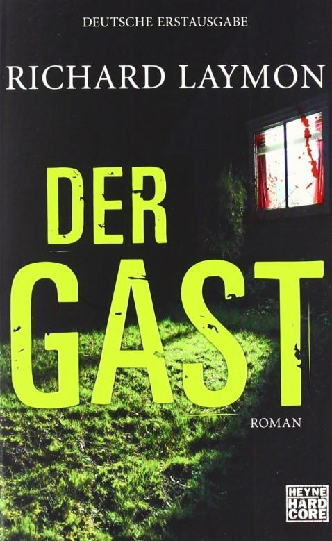 Cover: Der Gast