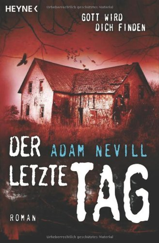Cover: Der letzte Tag