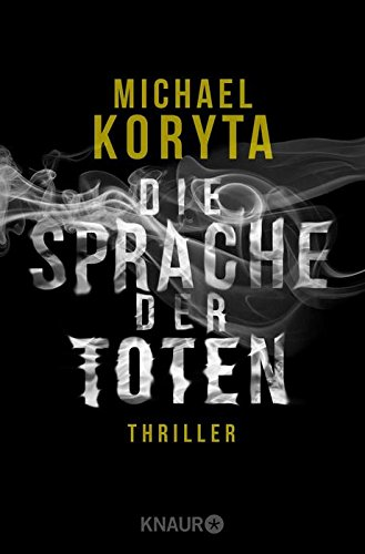 Cover: Die Sprache der Toten