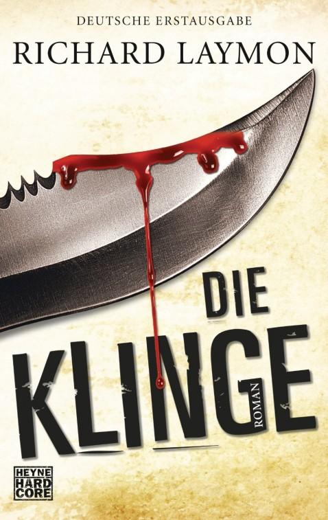 Cover: Die Klinge