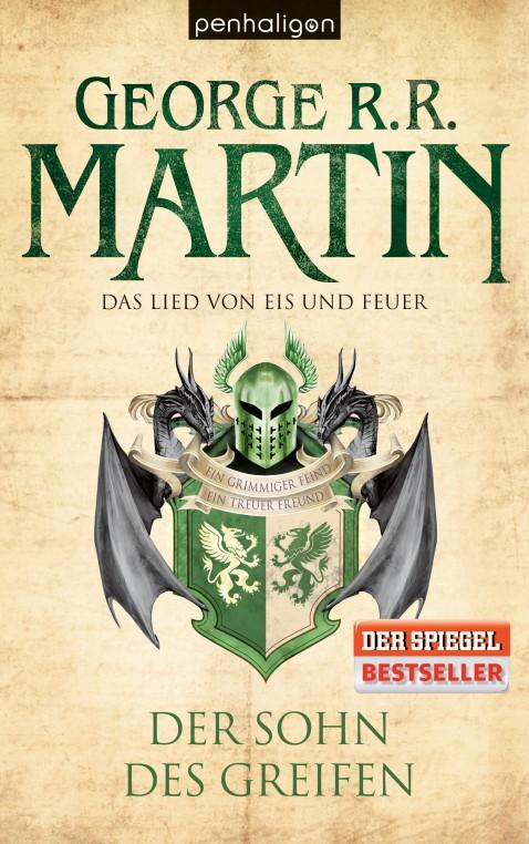 Cover: Der Sohn des Greifen