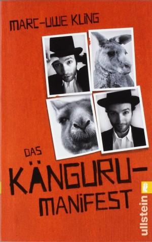 Cover: Das Känguru Manifest