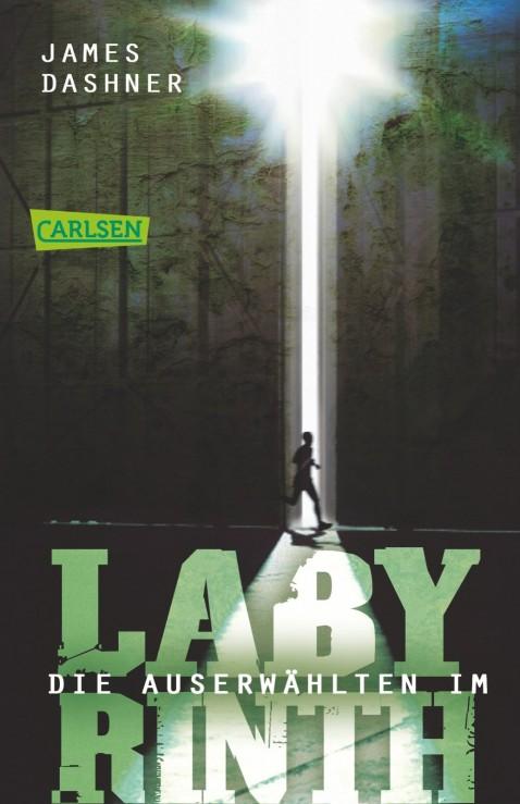 Cover: Die Auserwählten im Labyrinth