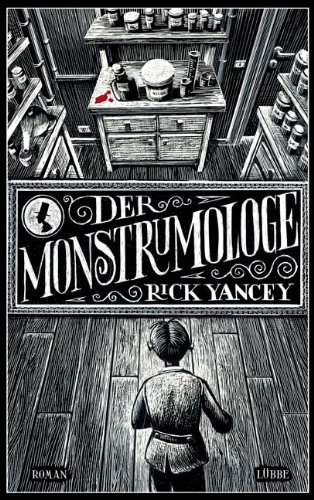 Cover: Der Monstrumologe