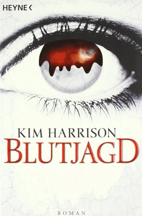 Cover: Blutjagd