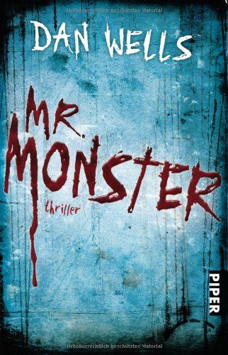 Cover: Mr. Monster