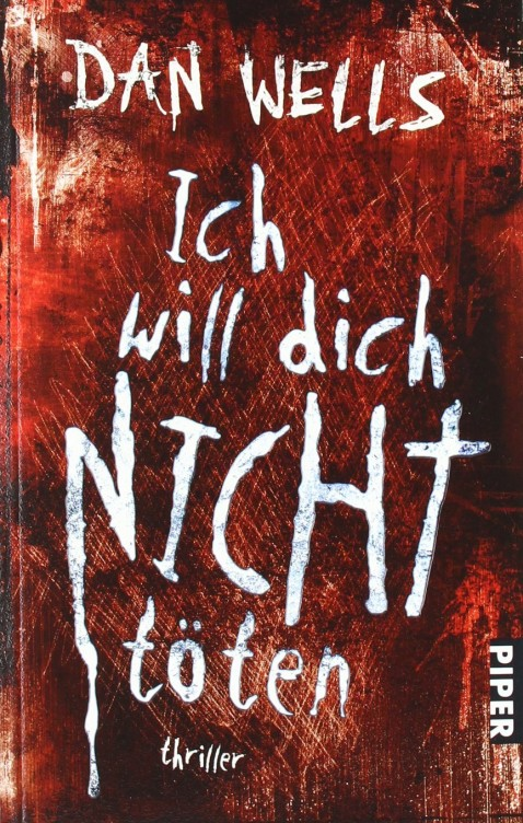 Cover: Ich will dich nicht töten