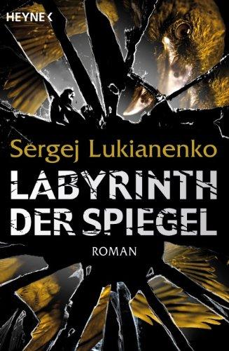Cover: Labyrinth der Spiegel
