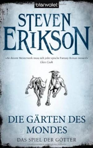 Cover: Die Gärten des Mondes
