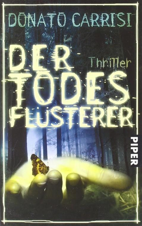 Cover: Der Todesflüsterer