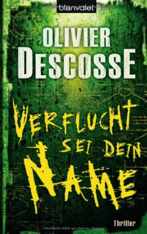 Cover: Verflucht sei dein Name