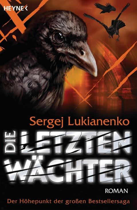 Cover: Die letzten Wächter