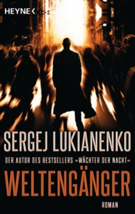 Cover: Weltengänger