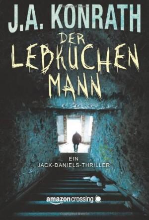 Cover: Der Lebkuchenmann