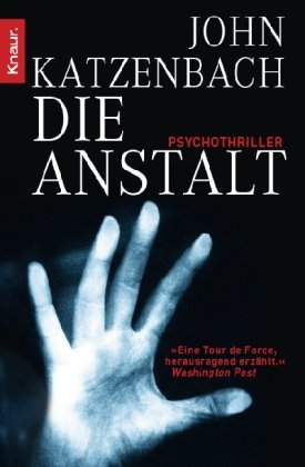 Cover: Die Anstalt