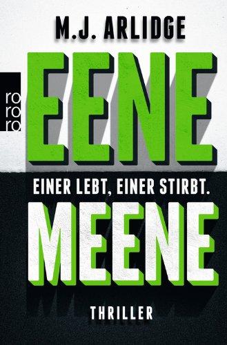 Cover: Eene Meene