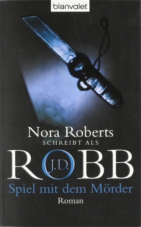 Cover: Spiel mit dem Mörder