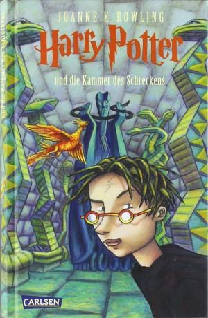 Cover: Harry Potter und die Kammer des Schreckens