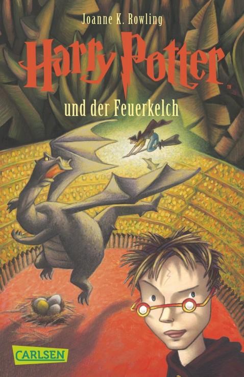 Cover: Harry Potter und der Feuerkelch