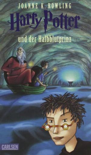 Cover: Harry Potter und der Halbblutprinz