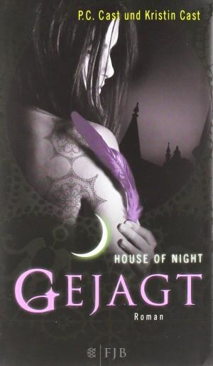 Cover: Gejagt