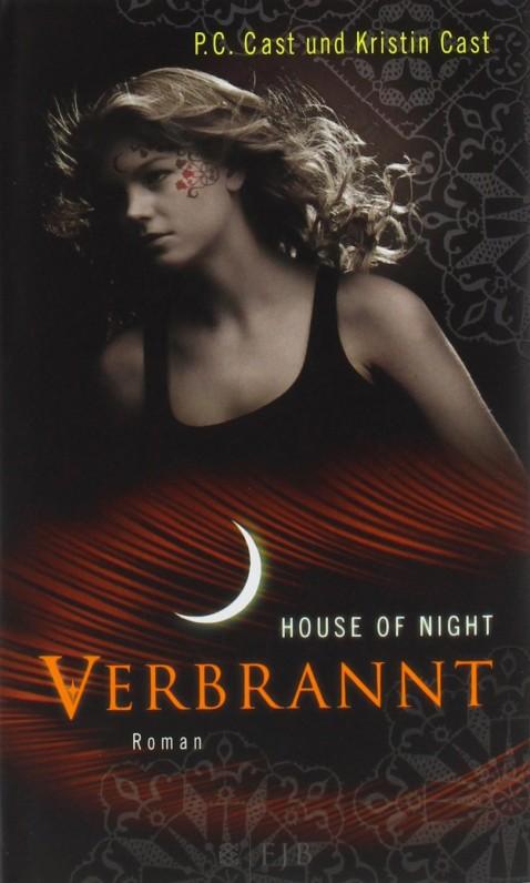 Cover: Verbrannt