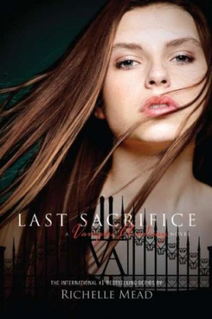 Cover: Last Sacrifice