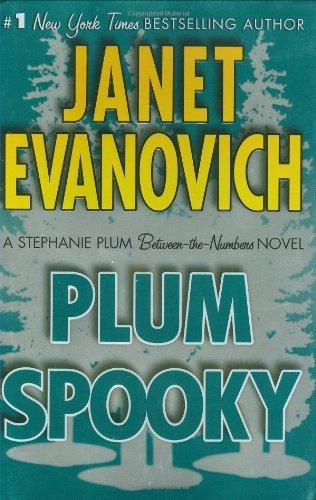 Cover: Between the Numbers: Plum Spooky