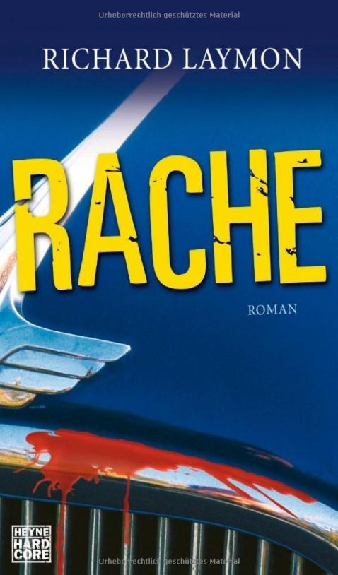 Cover: Rache