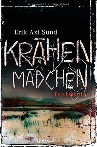 Cover: Krähenmädchen