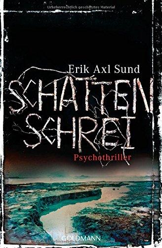Cover: Schattenschrei