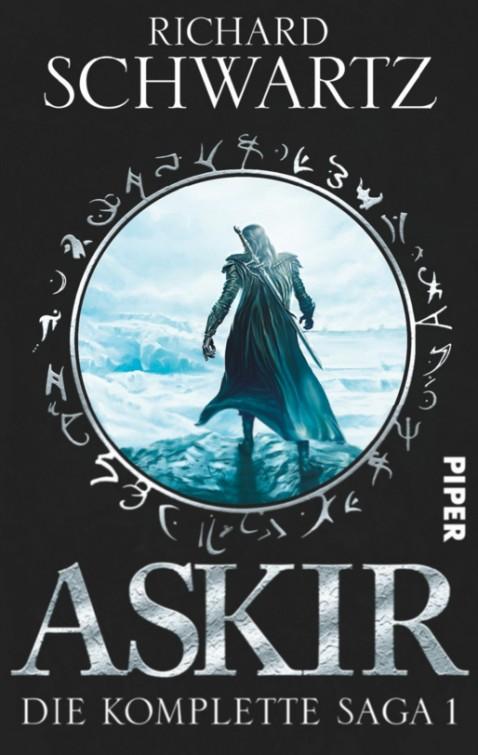 Cover: Askir: Die komplette Saga 1