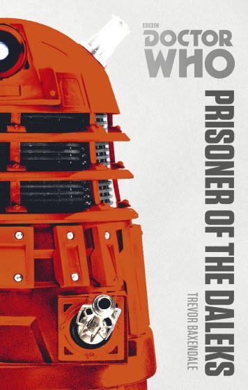 Cover: Prisoner of the Daleks