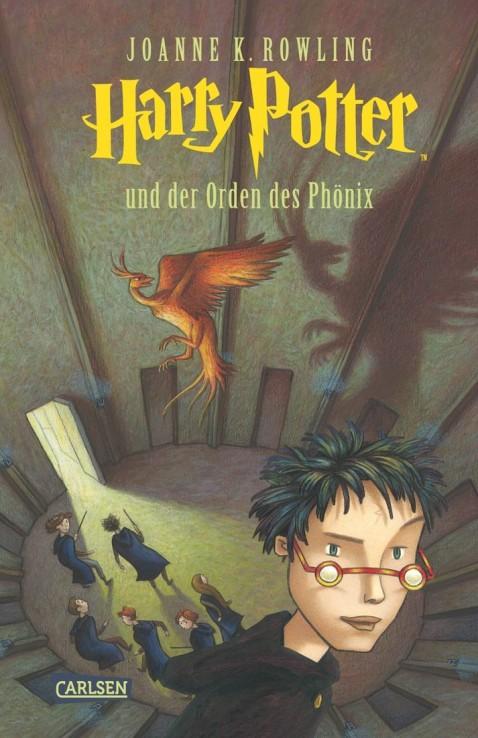 Cover: Harry Potter und der Orden des Phönix