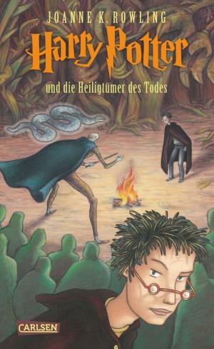 Cover: Harry Potter und die Heiligtümer des Todes