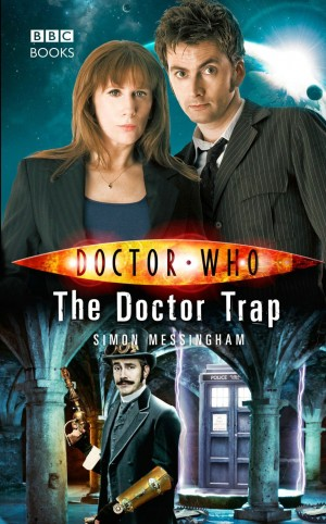 Cover: The Doctor Trap