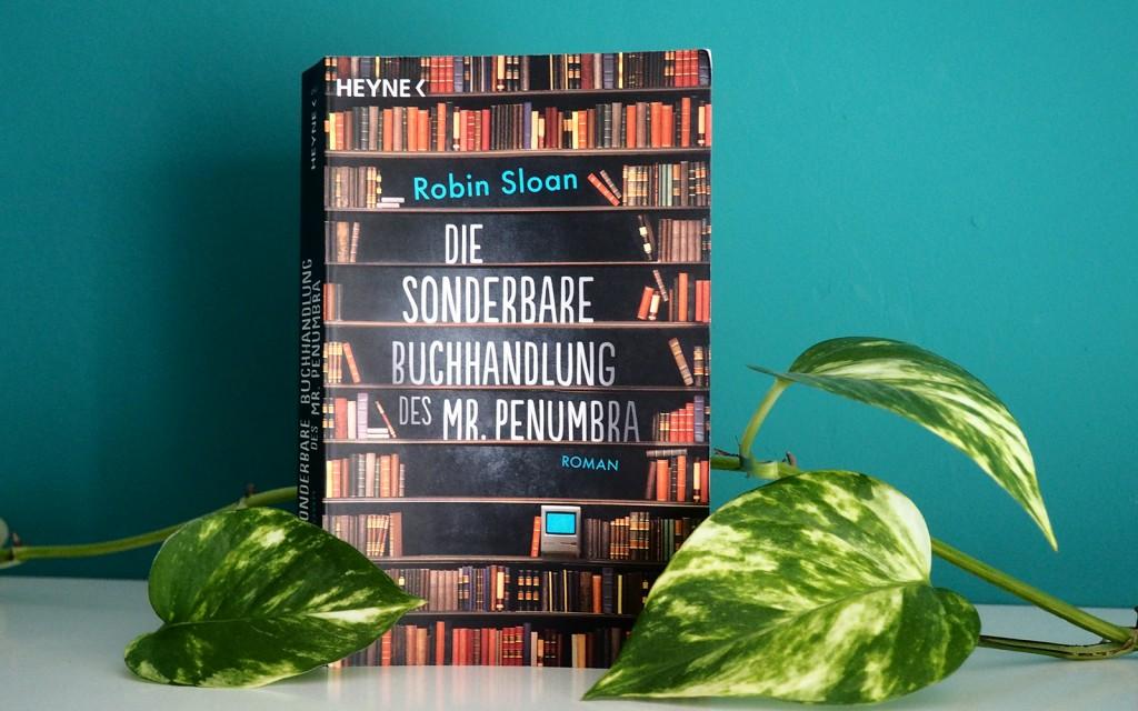 Foto:Die sonderbare Buchhandlung des Mr. Penumbra