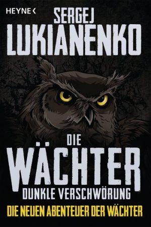 Cover: Die Wächter – Dunkle Verschwörung