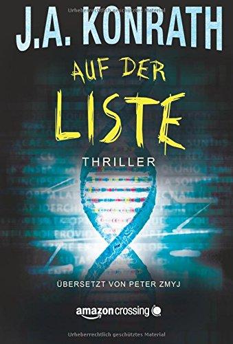 Cover: Auf der Liste