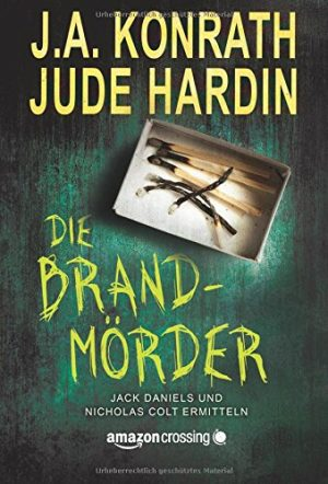 Cover: Die Brandmörder