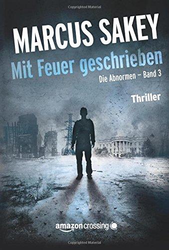 Cover: Mit Feuer geschrieben