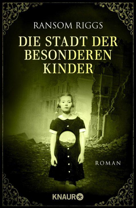 Cover: Die Stadt der besonderen Kinder