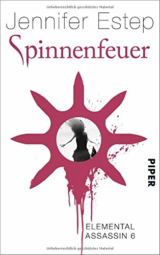 Cover: Spinnenfeuer