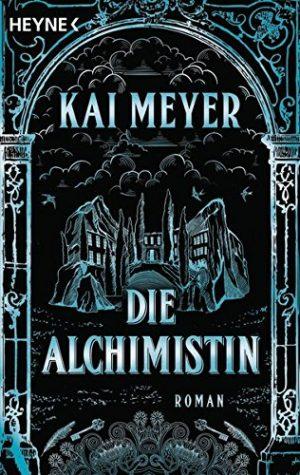 Cover: Die Alchimistin