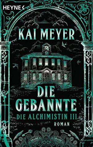 Cover: Die Gebannte